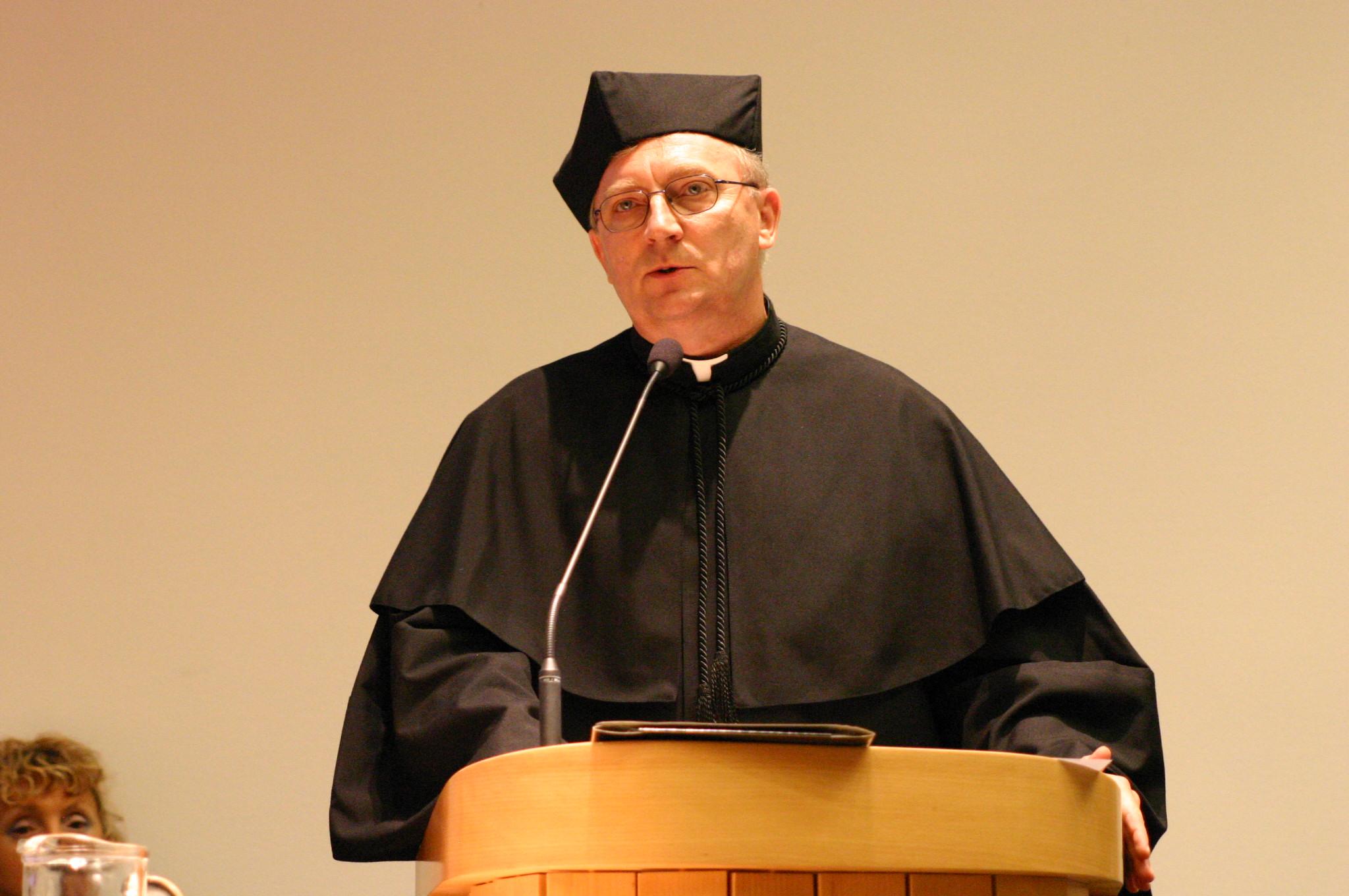 Ks. prof. dr hab. Jerzy Szymik