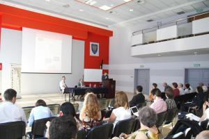 7 lipca 2015 roku w rektoracie Uniwersytetu Śląskiego odbyła się