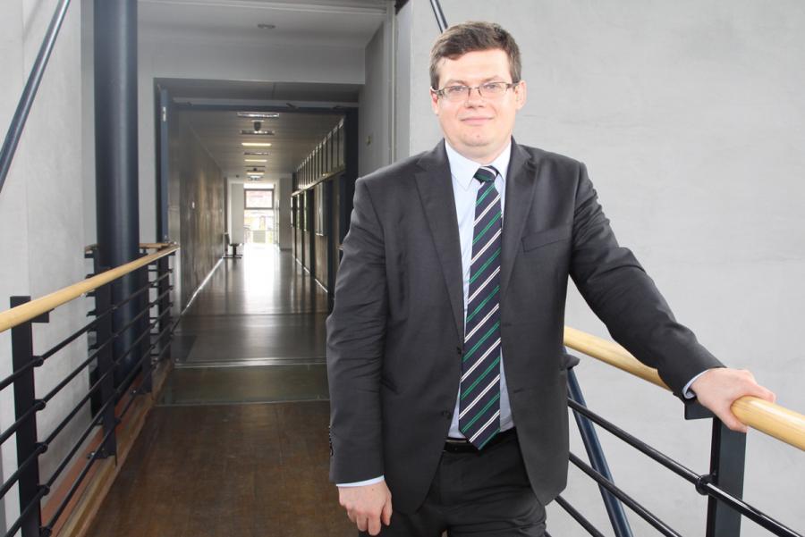Dr hab. Krystian Markiewicz, prof. UŚ